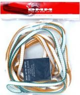 DMM 11mm Dyneema slings PACK of 3 - 2 x 120cm + 1 x 60cm